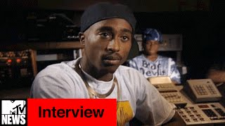 getlinkyoutube.com-Tupac Talks Donald Trump & Greed in America in 1992 Interview | MTV News