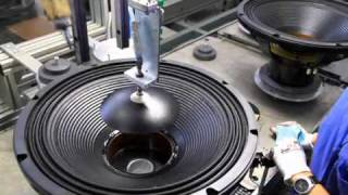 getlinkyoutube.com-EIGHTEEN SOUND LOUNDSPEAKER MANUFACTURING LINE