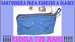 getlinkyoutube.com-CARTUCHERA PARA REGRESO A CLASES (RECICLADO)