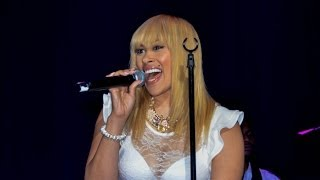 getlinkyoutube.com-Fantasia & Friends All White Affair Pt. 5 ~ KeKe Wyatt