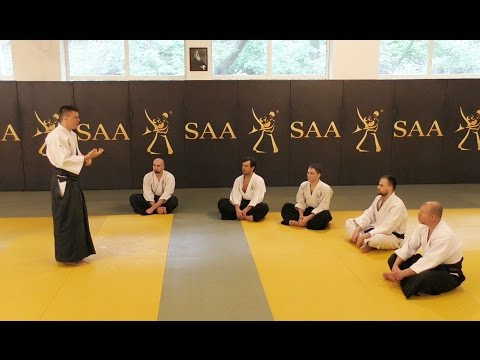 Aikido Major Mistakes | Cooperation
