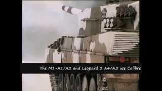 getlinkyoutube.com-Challenger 2 vs Leopard 2 A6 vs M1A1 M1A2 Abrams