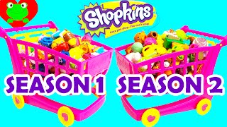getlinkyoutube.com-Shopkins Playsets Shopkins Season 1 and Season 2 in Playsets