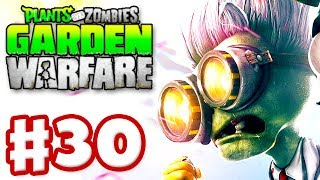 getlinkyoutube.com-Plants vs. Zombies: Garden Warfare - Gameplay Walkthrough Part 30 - Healing Classes (Xbox One)