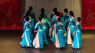 getlinkyoutube.com-藏族舞蹈: 高原蓝
