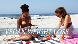 getlinkyoutube.com-How to lose weight on a vegan diet