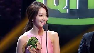 getlinkyoutube.com-151205 2016 iQIYI All-Star Carnival Yoona - Best Asian Group + Ending Cut