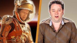 "NASA Scientist Reviews ""The Martian"""