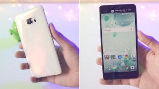 HTC U Ultra Unboxing & First Impressions!