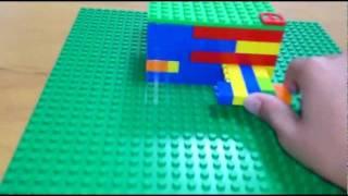 getlinkyoutube.com-初めて作ったレゴ自動販売機