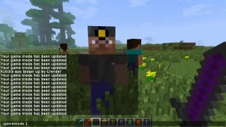 getlinkyoutube.com-Minecraft Mod More Mobs Part 2 END โอเคกรุเลิกกกกกก