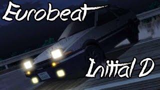 getlinkyoutube.com-Eurobeat/ Initial D Drift Compilation