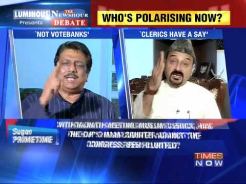 The Newshour Debate: Who's polarising now? - Part 2 (15th April 2014)