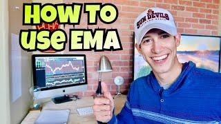 3 Simple Steps To Use The EMA Line Study | Penny Stocks 101