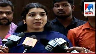 Saritha S Nair's response on Solar Report