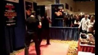 Michael Jai White Super Kick