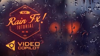 getlinkyoutube.com-Realistic Rain Drop FX Tutorial! 100% After Effects!
