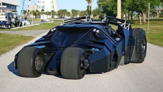 Custom Car Creations: Brothers Build Incredible Replica Movie Cars