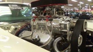 900 HP Supercharged Big-Block 1972 Corvette Stingray Pro Street