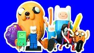 getlinkyoutube.com-Adventure Time Figure Collection 2 & 5 inch