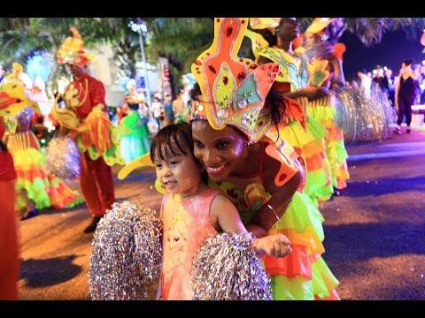 """Phải tới Đà Nẵng để """"bùng nổ"""" cùng Carnival đường phố DIFF 2019"""