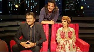 getlinkyoutube.com-رشيد شو: ياسين أحجام وزوجته قدس جندل ضيوف  - الحلقة الكاملة
