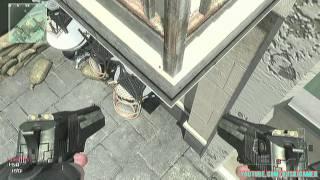 """getlinkyoutube.com-MW3: *Secret Spot* Balcony Glitch on Resistance (New Area) """"Voice Tutorial"""""""