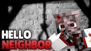 getlinkyoutube.com-ICH WERDE UMGEBRACHT !? 😰 | Minecraft Hello Neighbor