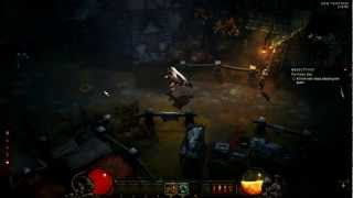 getlinkyoutube.com-Diablo 3 Client-Server Emulator v1.0.2.9991 - Radeon HD 6670 - 1920x1080