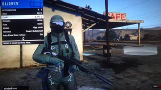 getlinkyoutube.com-GTA V Outfits : SAS/American sniper