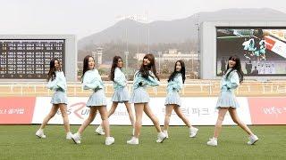 getlinkyoutube.com-[150301] 여자친구 GFRIEND - 하얀마음 White (렛츠런파크 서울) 4K 직캠/Fancam by PIERCE