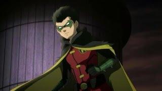 getlinkyoutube.com-Batman Arkham City Damain Wayne Robin Skin Mod
