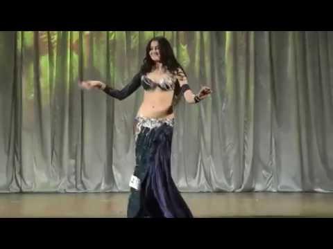 Sensational Arabic Belly Dance 2016