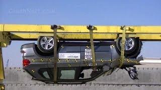 getlinkyoutube.com-BMW X5 / X5M | 2013 | Documentation for Frontal Crash Test by NHTSA | CrashNet1