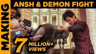 Nazar | Ansh & Demon Fight Scene | Making | Star Plus | Screen Journal