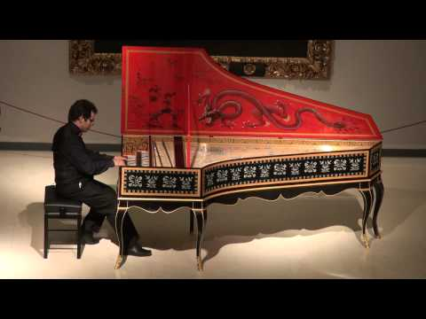 P. Royer. Le Marche des Scythes. Yago Mahugo, Harpsichord.
