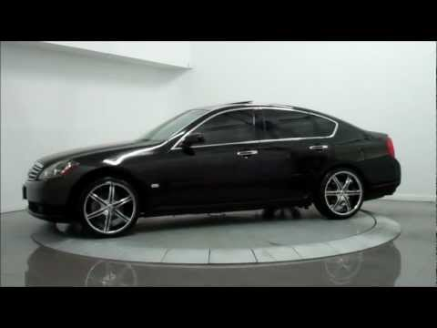 2005 Infiniti M45 Sport Related Infomationspecifications Weili