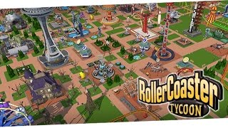 RollerCoaster Tycoon Touch [Part 1v2]