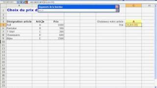 getlinkyoutube.com-La RECHERCHEV sous Excel