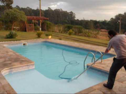 Tratamento e manutenção de piscinas