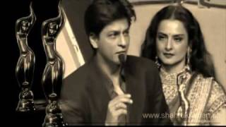 getlinkyoutube.com-Shah Rukh Khan Filmfare Awards 1992 - 2009