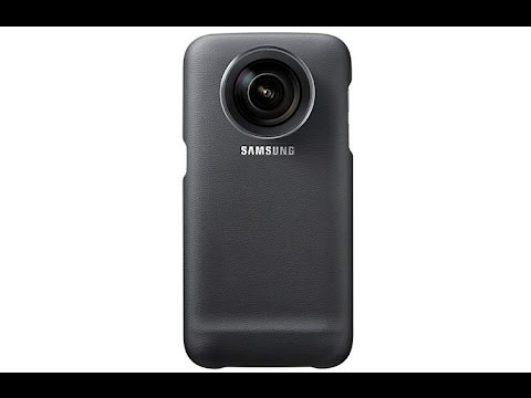 فتح علبة وإستعراض Samsung S7/S7 Edge Lens Cover