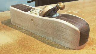 getlinkyoutube.com-Make It - Wooden Hand Plane