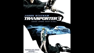 Transporter 3 2008. Jason Statham, Robert Knepper, Action, Adventure, Crime