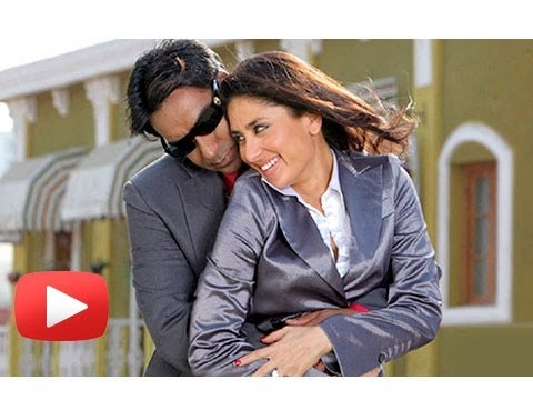 Kareena Kapoor And Ajay Devgn To Star Together Again !
