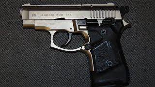 getlinkyoutube.com-Zoraki 914 Satina 9mm PAK - Review und Schusstest