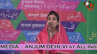 getlinkyoutube.com-Anjum Dehlvi at Faridabad Mushaira [HD], Org. Arif Saifi, 31/10/2015 Latest