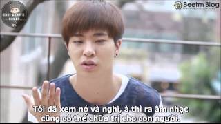 [YJGOT7FC] [Vietsub] Before I Die Interview - YoungJae behind the scene