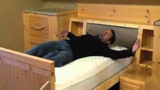 getlinkyoutube.com-CHARLIE STEVENS HIDDEN BED SECRET PASSAGEWAY