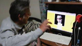 getlinkyoutube.com-ウォーリーを探さないでを親父に見せたらパソコン壊された。